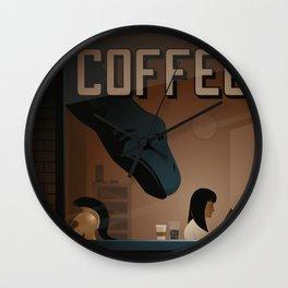 Dino-Mite Wall Clock