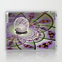 Fractal Within a Fractal Laptop & iPad Skin