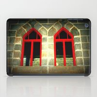 medieval iPad Cases featuring Medieval Windows by Chris' Landscape Images & Designs