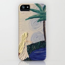 Painted Kindness Art (7 Deadly Sins and 7 Contrary Virtues) iPhone Case