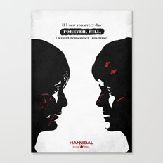 Hannibal - Dolce Canvas Print