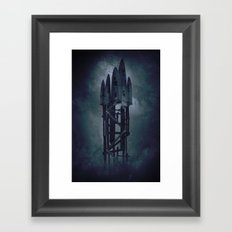 House of Knives 2 Framed Art Print