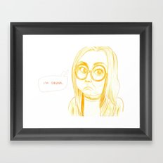 Daily Grace Framed Art Print