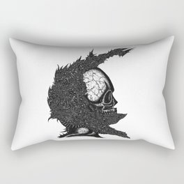 Helm of Your Own Making Rectangular Pillow