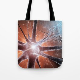 Neurons Tote Bag