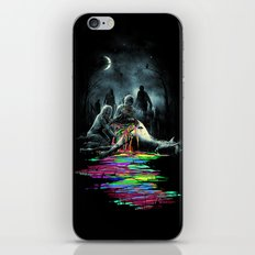 Midnight Snack iPhone & iPod Skin