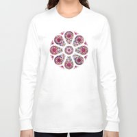 stained glass Long Sleeve T-shirts featuring Stained Glass by NeoQlassical