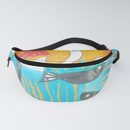 Moon influece Fanny Pack