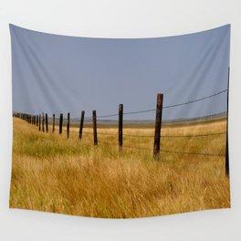Prairie Mile Wall Tapestry