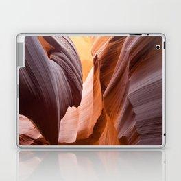 antelope canyon beam Laptop & iPad Skin