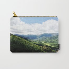 KAHANA VALLEY Carry-All Pouch