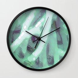 Microns Wall Clock