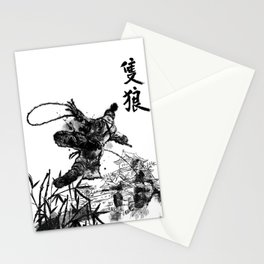 Young Wolf Stationery Cards
