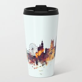 Sheffield England Skyline Travel Mug