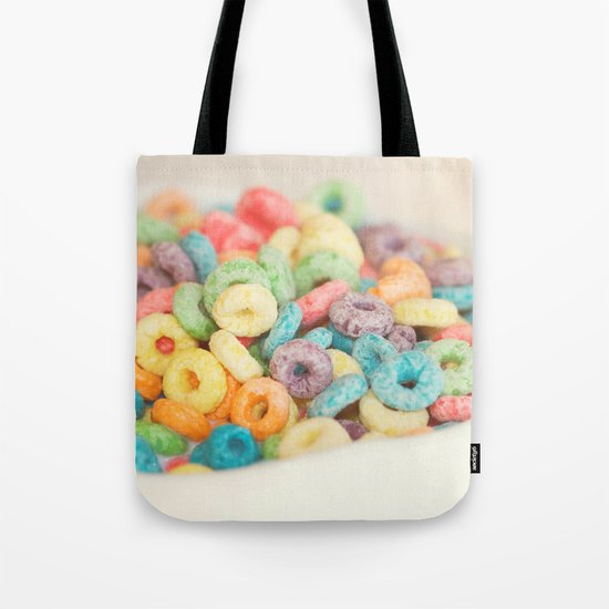 Fruit Loops Tote Bag