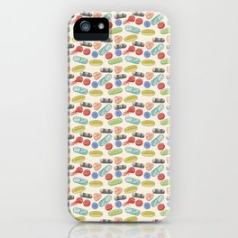 Pill Pile iPhone Case