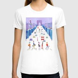 Champs-Élysées T-shirt