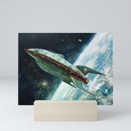 Planet Express Mini Art Print