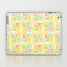 PINWHEELS - YELLOW Laptop & iPad Skin