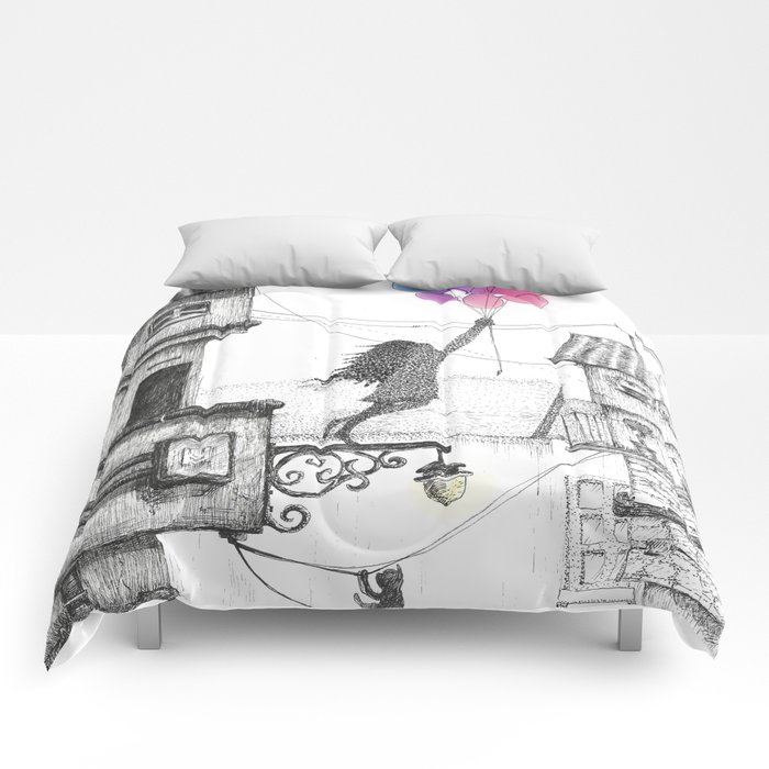 My New Story Comforters