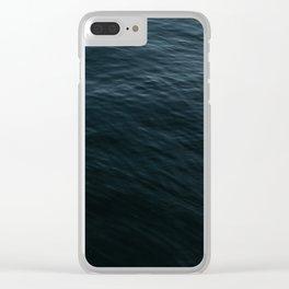 Calm Clear iPhone Case