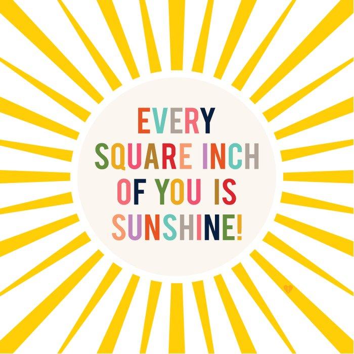Sunshine Duvet Cover