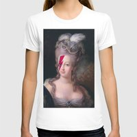 marie antoinette T-shirts featuring Marie Antoinette by lapinette