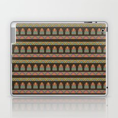 Traditional African Tribal Pottery Pattern Laptop & iPad Skin