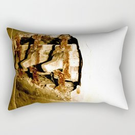 Off Rectangular Pillow