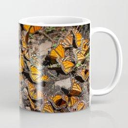 Butterflies in Mexico  Coffee Mug