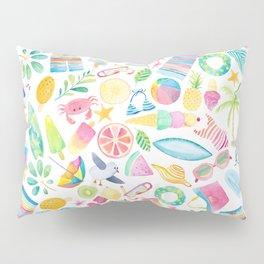 Summer Extravaganza Pillow Sham