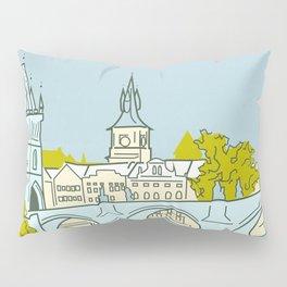 Praha Pillow Sham