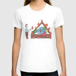 Mundinho - Burn T-shirt