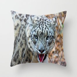 Chipper Throw Pillow