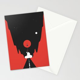 Valley Launch Stationery Cards