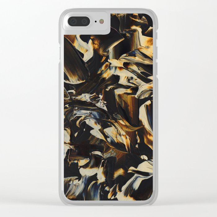 untitled. Clear iPhone Case