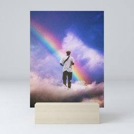 Refraction Of Light Mini Art Print