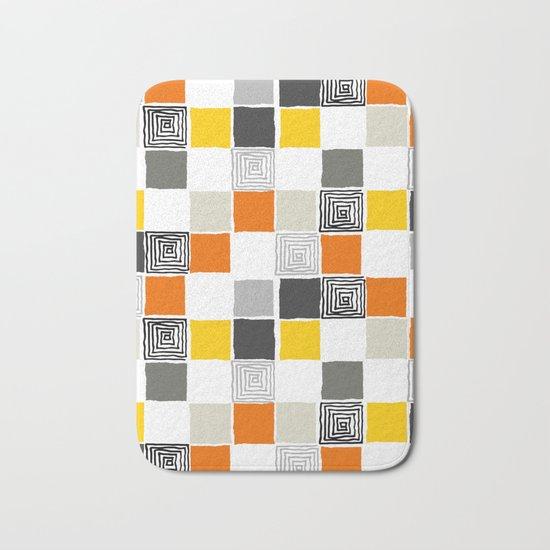 pattern 43 Bath Mat