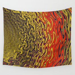 Ripples in Indian Summer Wall Tapestry