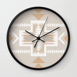 slide rock Wall Clock