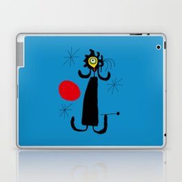 Art work inspired to J. Mirò (n.4) Laptop & iPad Skin