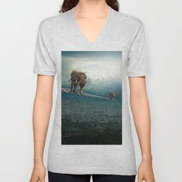 Thessaloniki Unisex V-Neck