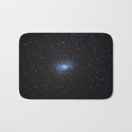 Triangulum Galaxy Bath Mat