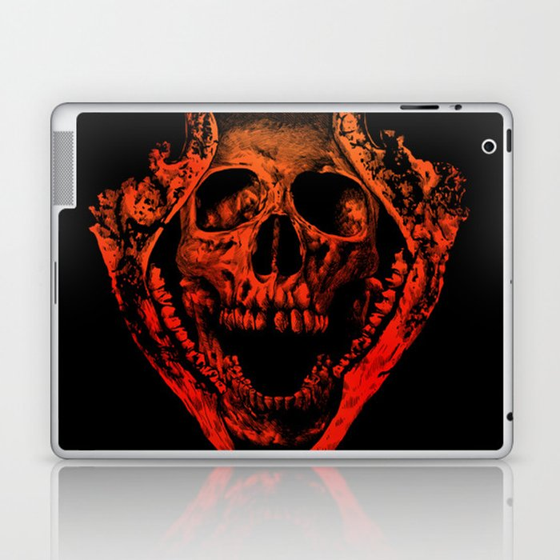 JAWZ2 Laptop & iPad Skin