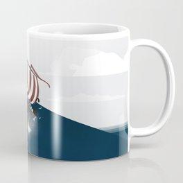 Creatures of the North: Hafgufa Coffee Mug