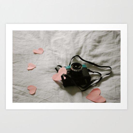 Mini Diana Art Print