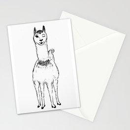 Gabrillama Stationery Cards