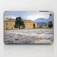 castle iPad Cases featuring castle by  Agostino Lo Coco