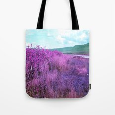 Wild Sunflowers by the Road Tote Bag