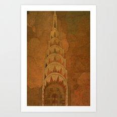 Empire - Chrysler Art Print